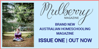 click to learn more about Australia's newest home education magazine