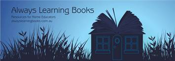 To see the full range of Beverley Paine's books on homeschooling, unschooling and natural learning visit Always Learning Books