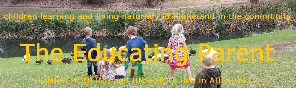 Welcome to The Educating Parent Beverley Paine's archive of articles about homeschooling and unschooling written over a period of 30 plus years